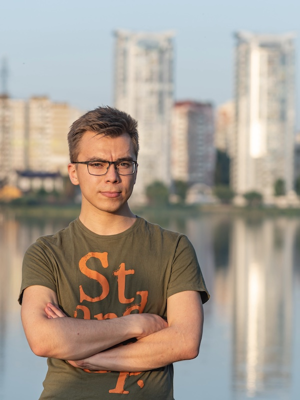 Олександр Циба. Oleksandr Tsyba